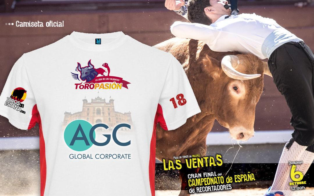 AGC patrocinador oficial de la Gran Final de Recortadores