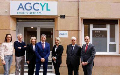 Inauguramos AGCYL, gerencia de reciente creación e implantación en Salamanca
