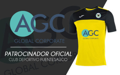 AGC Global Corporate será patrocinador oficial del C.D. Fuentesaúco